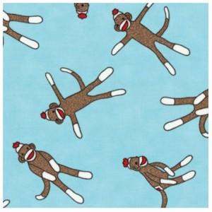Funky Monkey Fabric 15071 16