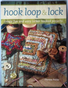 Locker Hook book - Hook, Loop & Lock