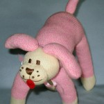 Dog Pink Small