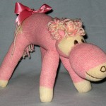 Horse Pink Large