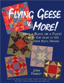 Lazy Girl Designs Flying Geese and Moore Book