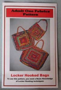 Locker Hooking Carry Bag Instrructions