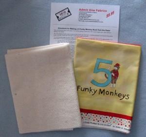 Monkey Book Kit