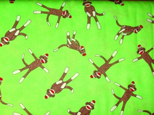 Funky Monkey Fabric 15071 13