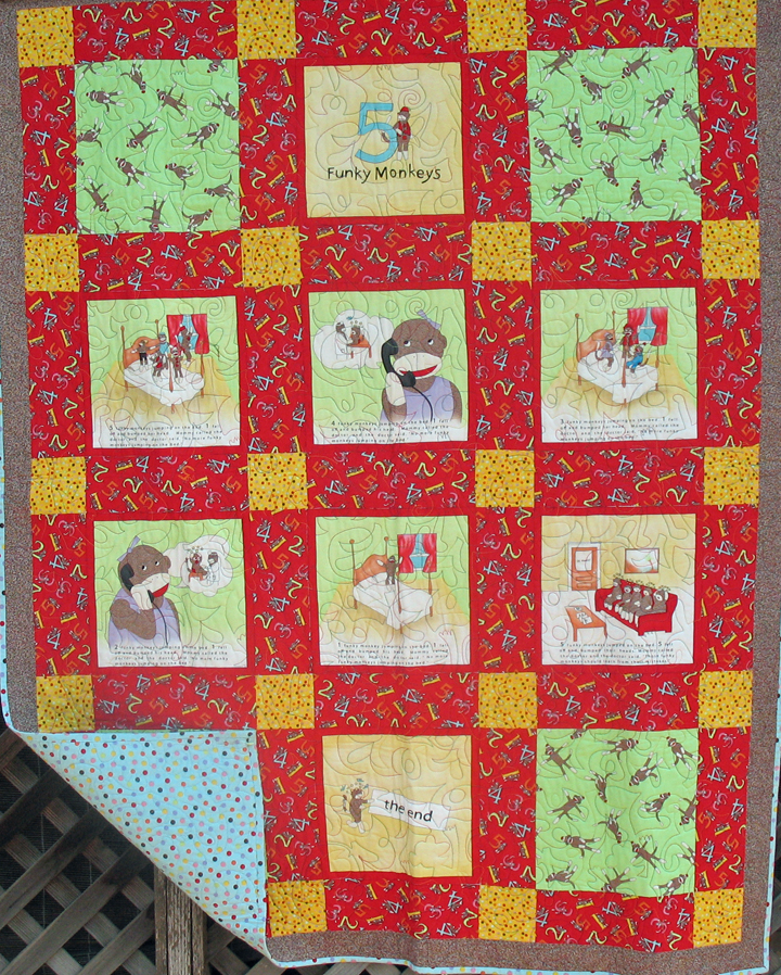 Quilts for Sale Panel