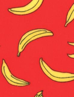 Bananas Red 15072 12F
