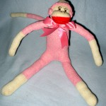 Monkey Pink Small